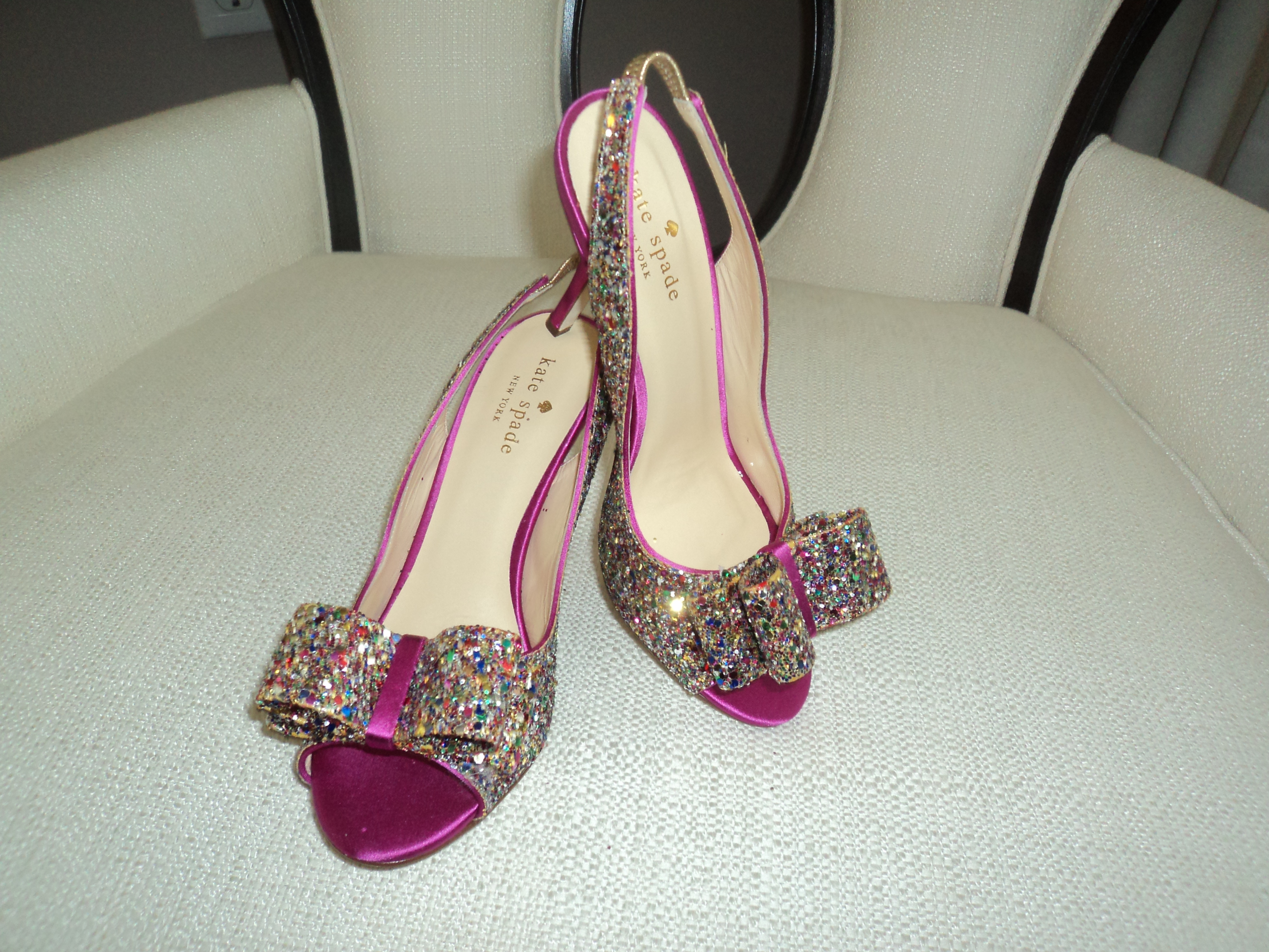 pink glitter kate spade shoes jbevents