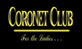 coronet club sign