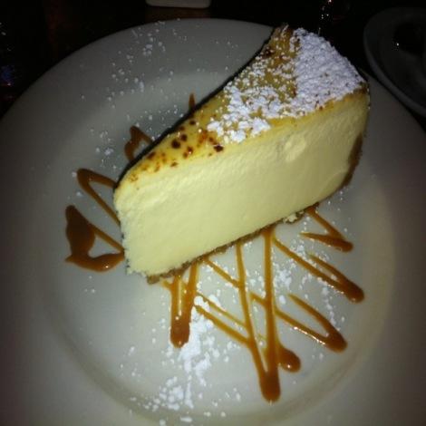Baraonda cheesecake