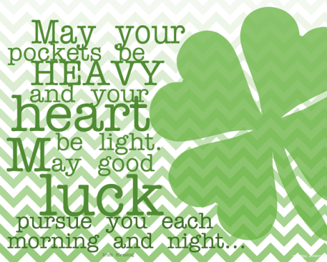 Irish quote