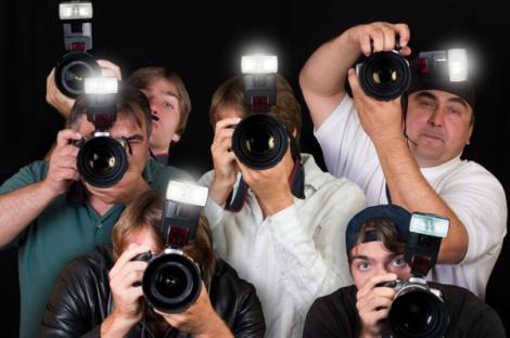 Oscar paparazzi