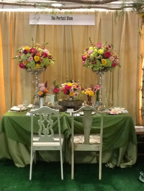 Perfect Stem Table scapes