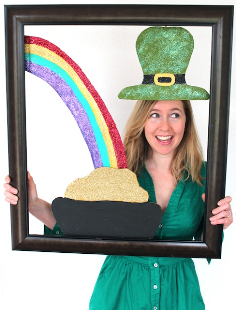 diy-decor-saint-patricks-day-frame
