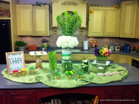Good-Morning-Oklahoma-with-Farthing-Events-and-The-French-Bouquet-Hosted-by-Laura-Moss-St.-Patricks-Day-Party-Decor