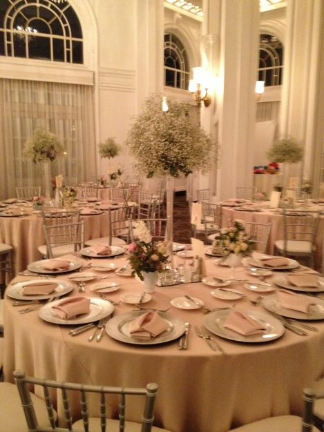 Guest Table ~ Photo taken by JBEvents