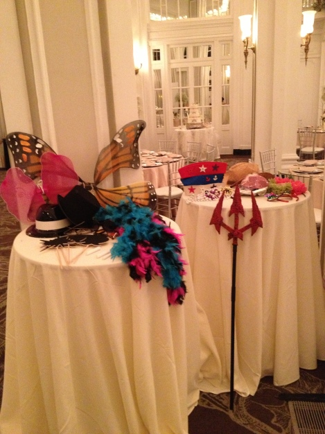 Photo Booth props ~ Photo taken by JBEvents