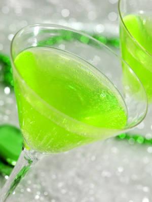 Luck of the Irish Martini