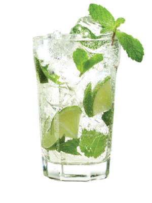 Shamrock Shake-up drink