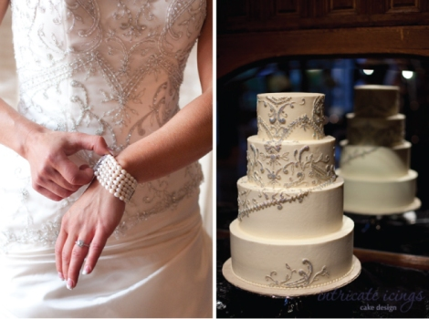 silver beading fashion-inspired-wedding-cakes-6