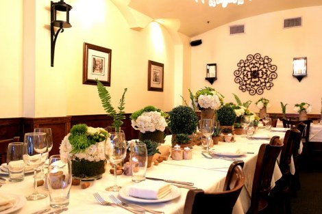 Baraonda Tuscan Room