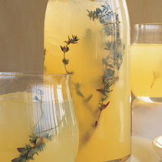 Lemonade with Vodka and Thyme