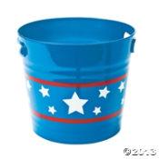 Patriotic Bucket
