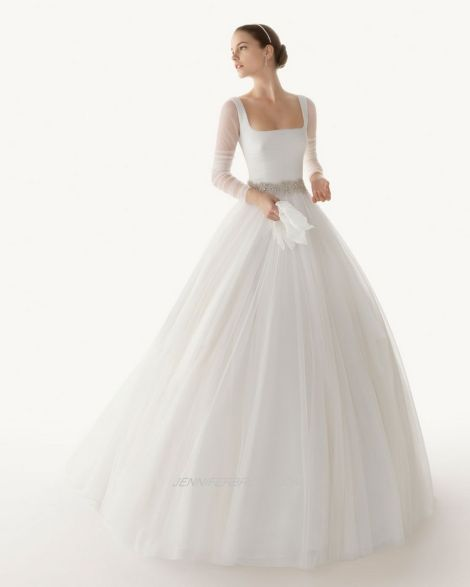Rosa Clara Belinda Dress Available at Nordstrom