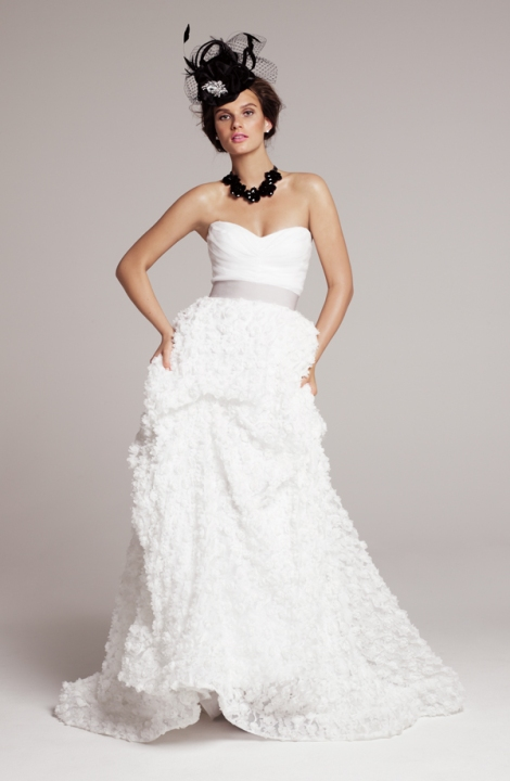 Christian Siriano, Style #01-14010 Available at Nordstrom