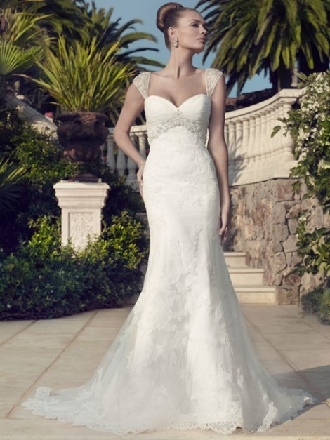 Casablanca Bridal Available at Wedding Angels