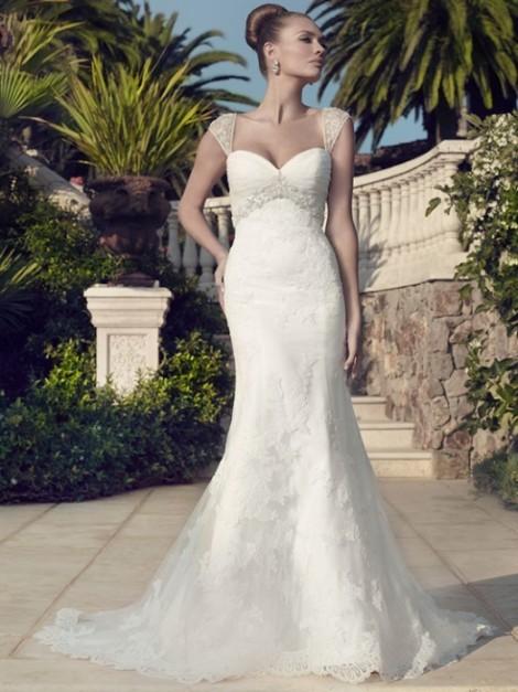 Casablanca Bridal Available at Wedding Angels