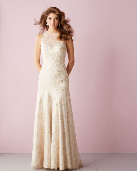 Allure Bridals, Style 2714 Available at Treasures Formal and Bridal
