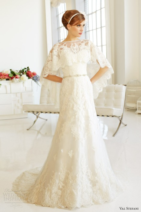 Val Stefani Available at LaRaines Bridal Boutique