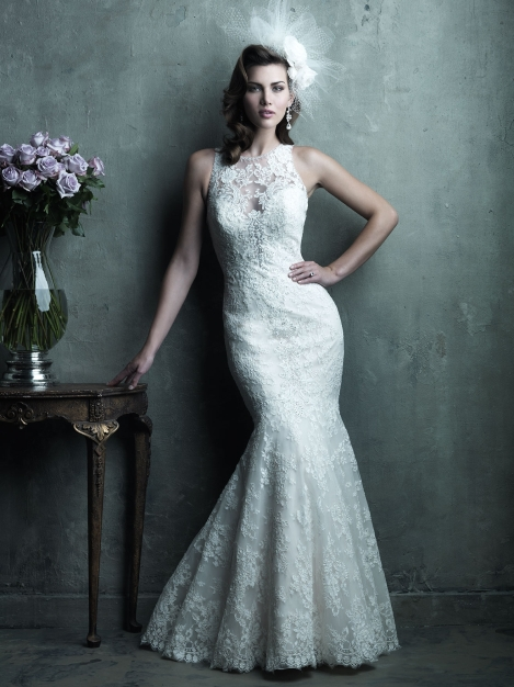 Allure Bridals Style C280 Available at Treasures Formal and Bridal