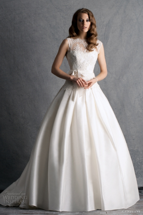 Cymbeline Available at LaRaines Bridal Boutique