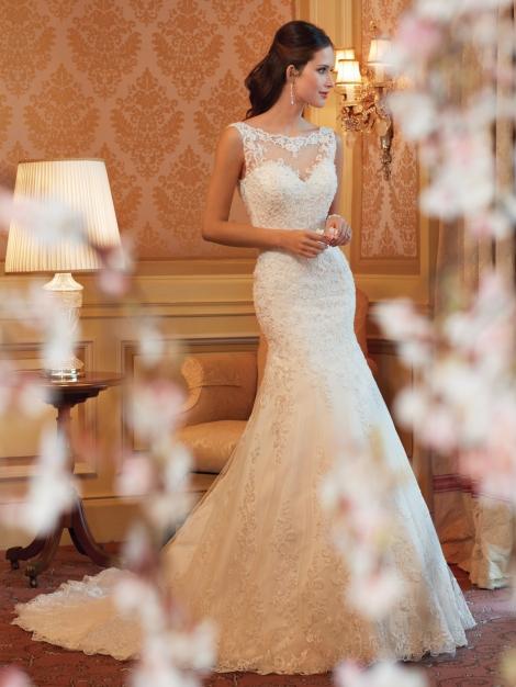 Sophia Tolli No. Y11419 Available at Treasures Formals and Bridal