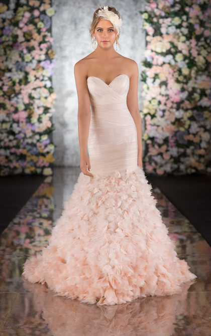 Martina Liana Available at LaRaines Bridal Boutique