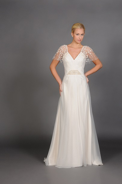 Eugenia Couture Available at Wedding Angels