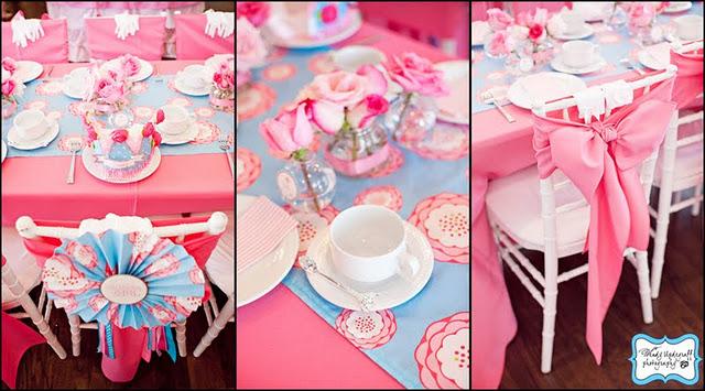 Debbies Delights Tea decor ideas