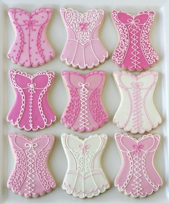 lingerie-party-cookies