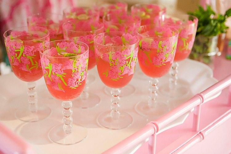 shorlychic flamingly party