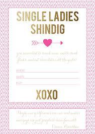 Single Ladies Shindig