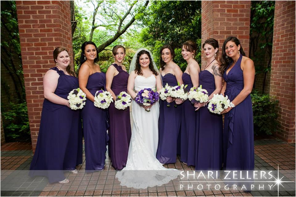 Bridal Party by Shari