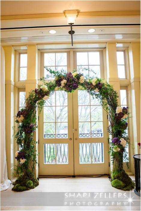 Ceremony Arch by EventScapes ~ Shari