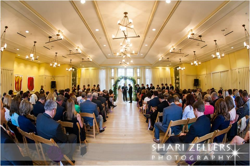 Ceremony Mershon Hall ~ Shari