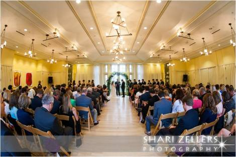 Ceremony Mershon Hall ~ Shari