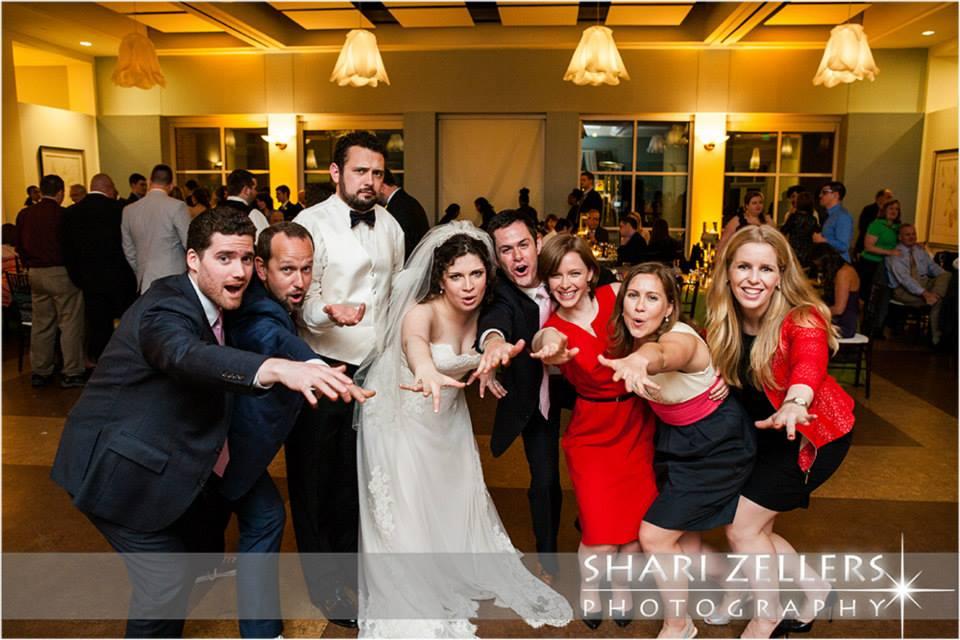 Fun group shot ~ Shari