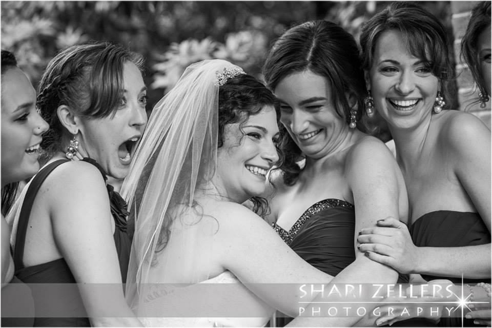 Girls having fun ~ Shari