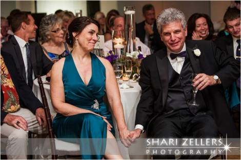 Happy Parents on the Bride ~ Shari