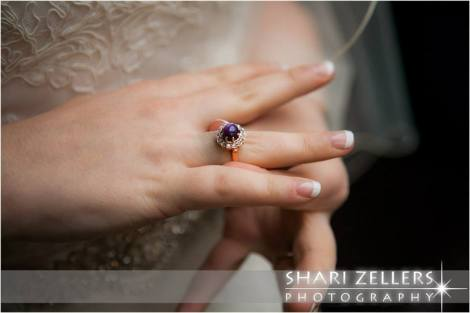 Heirloom Ring by Shari