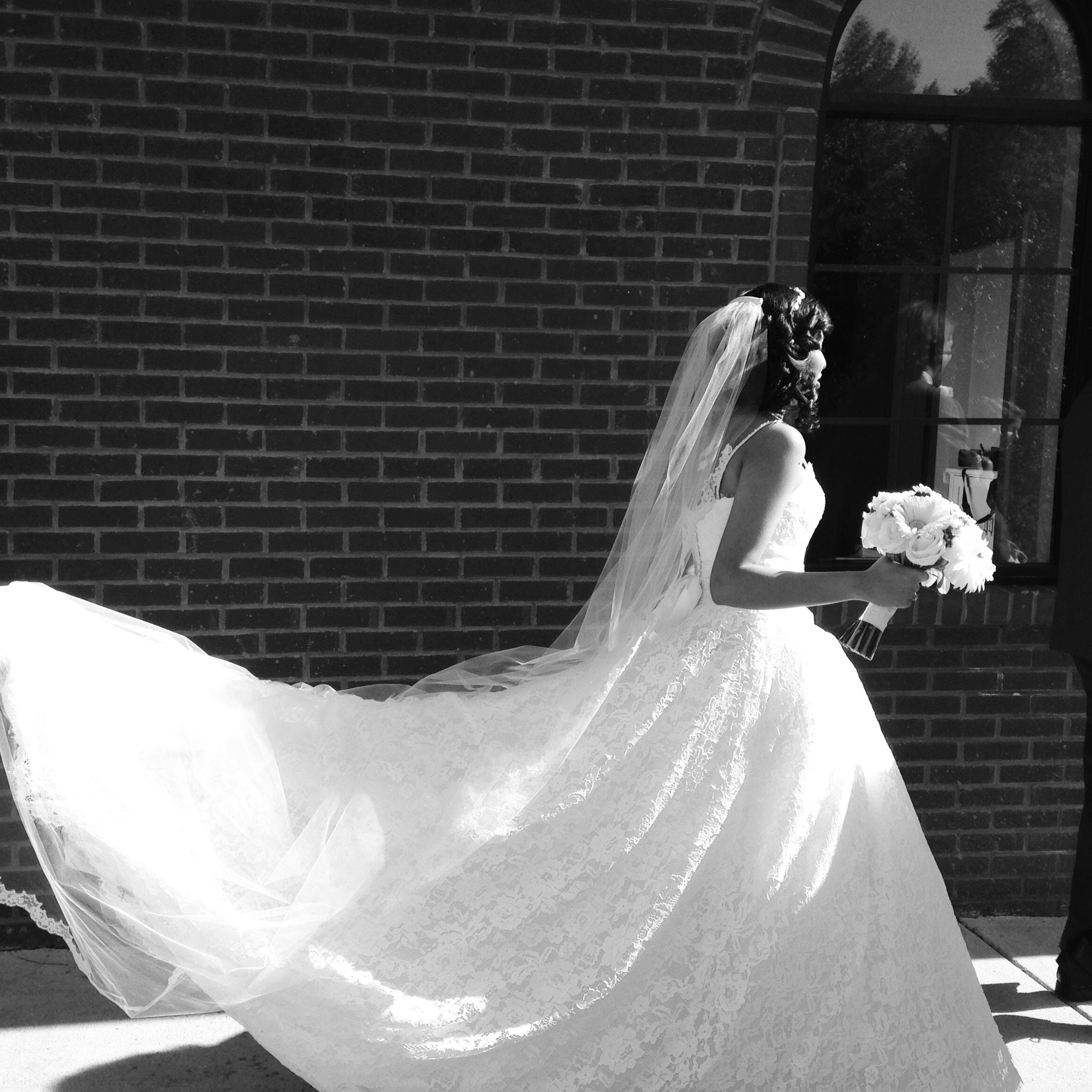Bride BW