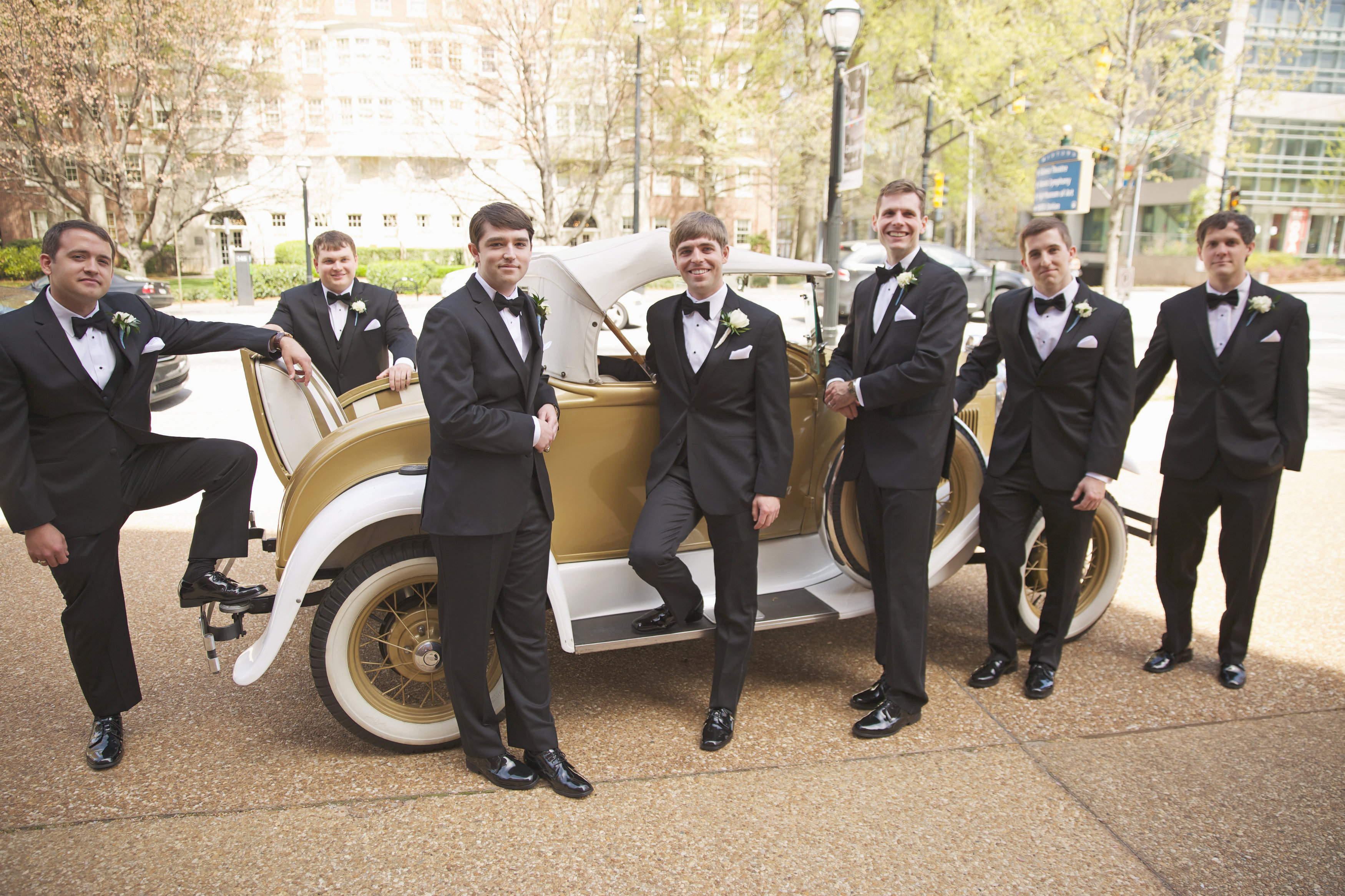 Guys with the GT Ramblin Wreck