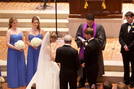 Giving of the Bride