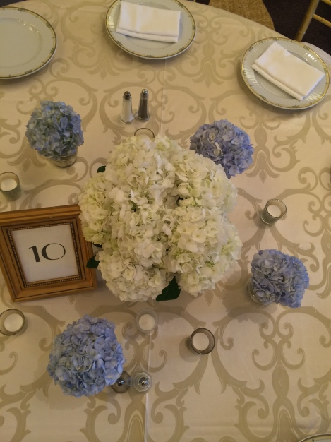 Table Decor by Chelsea Floral Design