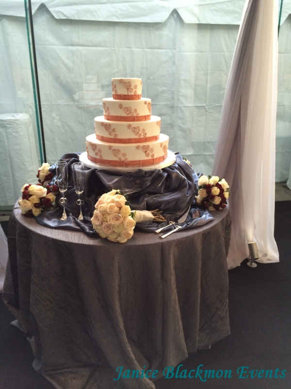 Wedding Cake by Classic Cheesecakes and Cakes