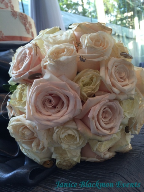 Bride's Bouquet by EventScapes