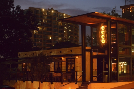 Fifth Group Restaurant, Ecco.