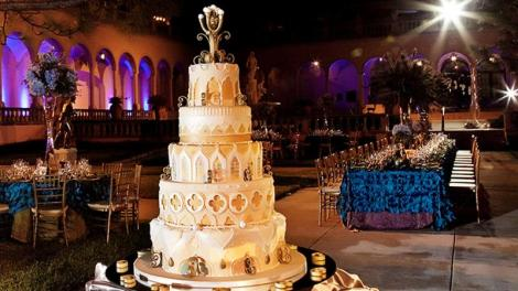 Ringling Museum reception cake