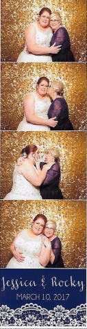 Me & Jessica Photo Booth