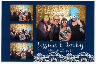 Me, Nancy, Leiland, Shannon photo booth
